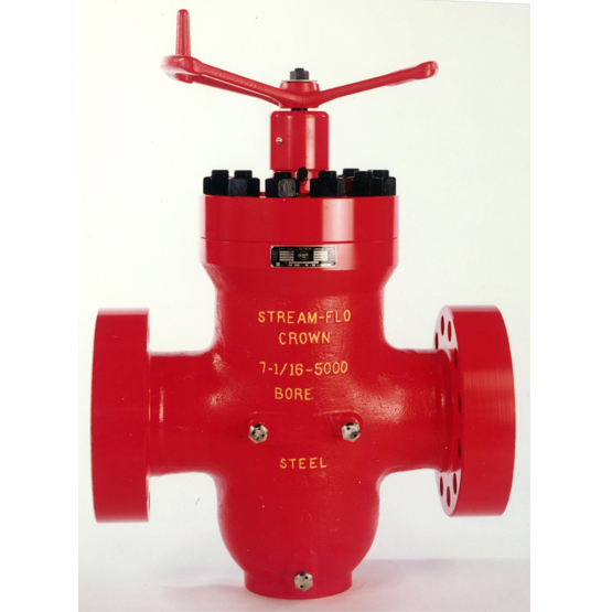 conventional gate valve